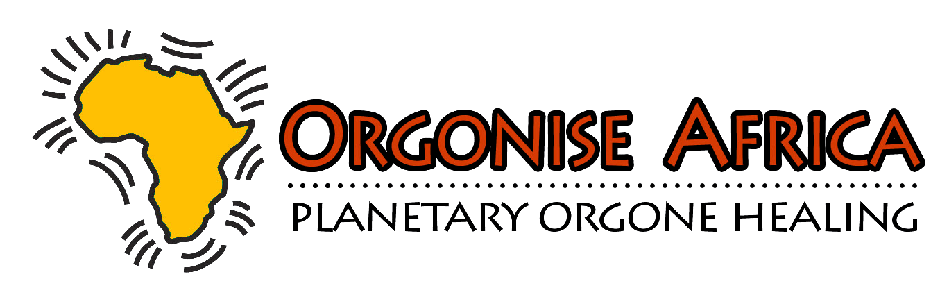 Orgonise Africa - Planetary Orgone Healing